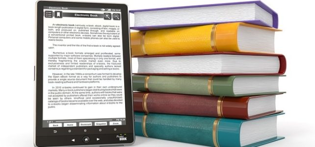 Livros Digitais Passam a ter Imunidade Tributária